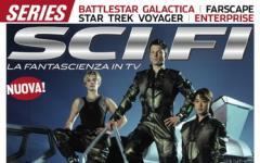 Series Sci Fi: la grande fantascienza televisiva arriva in edicola