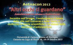 A Catania l'Aetnacon con Kessel, Gerrold e Di Filippo