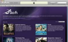 Heroes e Galactica lasciano iTunes?