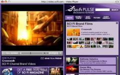 Sci Fi Pulse, quasi un Sci Fi Channel online