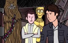 Star Wars è fantascienza