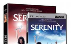 Serenity, ecco il dvd