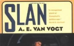 Annunciato un premio in onore di A.E. van Vogt