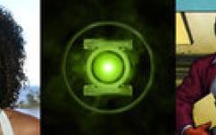 Green Lantern: finalmente si gira