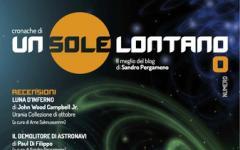 Cronache di un sole lontano: nasce un nuova rivista di fantascienza