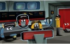 Google, un doodle per i 46 anni di Star Trek