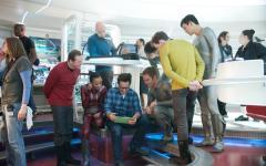 Simon Pegg racconta il suo Star Trek 3