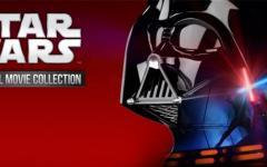 Star Wars, tutta la saga scaricabile