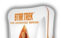 Star Trek: arrivano i dvd della serie animata