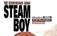 Steamboy, il ragazzo del vapore