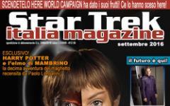 Star Trek Italia Magazine, settembre 2016