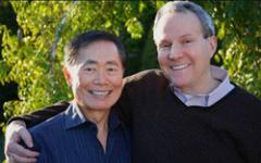 Per George Takei le nozze gay dell'Enterprise