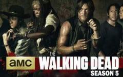 Walking Dead 5 stagione, un trailer speciale