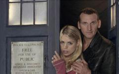 Dall'11 novembre Doctor Who è su Jimmy