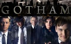 Gotham, primo trailer e conferma per una stagione completa