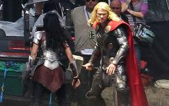 Il nuovo Thor sarà più cupo del predecessore