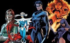Teen Titans: la serie prende forma (ma chiamateli solo Titans)