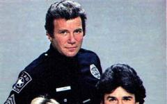 William Shatner avrà una parte in T.J. Hooker