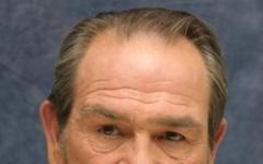 Tommy Lee Jones in Capitan America