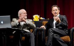 Tom Hanks e Douglas Trumbull  parlano di 2001 nel 2008