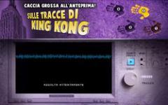 Sulle tracce di King Kong, fase 2