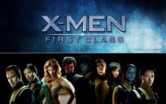 X-Men: First Class si presenta al mondo