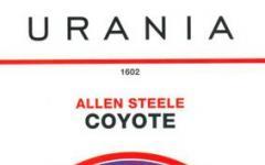 Il primo romanzo della serie Coyote è nelle edicole