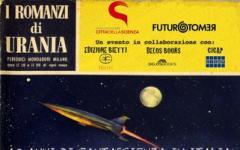 Futuro remoto con i 60 anni di fantascienza in Italia