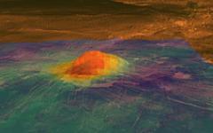 Vulcani su Venere