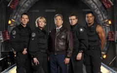 Sci Fi cancella Stargate SG-1, continua Atlantis