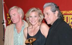 Gli sceneggiatori di Galactica atterrano a Las vegas