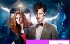 Doctor Who arriva su Rai 4