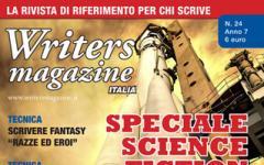 Writers Magazine Italia 24, tutta fantascienza