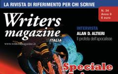 Writers Magazine Italia 34, speciale fantascienza