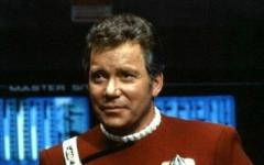 "William Shatner: ""Non ci sarò in Star Trek 2"""