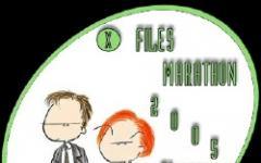 X-Files Marathon