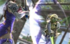 Soul Calibur IV: Guerre Stellari special guests