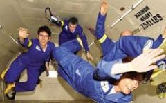 Arrivano i turisti gravitazionali