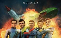 Thunderbirds (2015) - Ring of Fire
