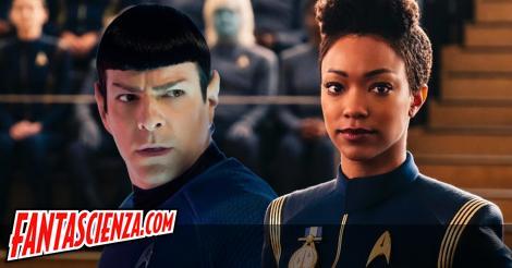 Star Trek: Discovery, nella seconda stagione vedremo il giovane Spock?