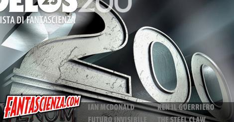 Delos: 200 numeri e si festeggia con Venom