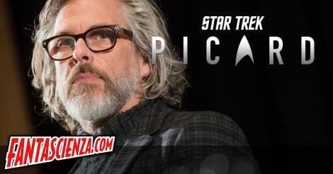 Star Trek: Picard, il premio Pulitzer Micheal Chabon al comando