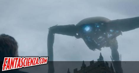 The War of the Worlds così come l'aveva immaginata H.G. Wells: ecco il trailer