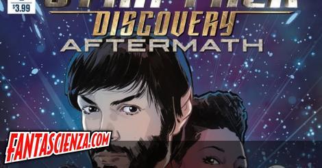Star Trek Discovery: Aftermath, cosa è successo a Spock e Pike?