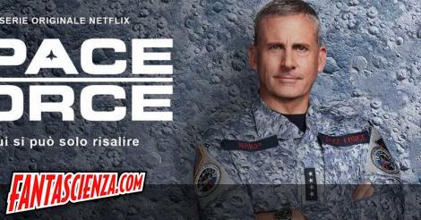 Space Force, tra realtà e fantasia