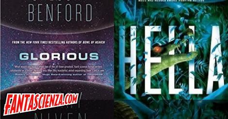 I nuovi romanzi di David Gerrold e della coppia Benford & Niven