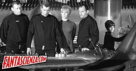 Le mitiche serie TV: L'astronave Orion