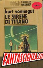 Copertina di Le Sirene di Titano