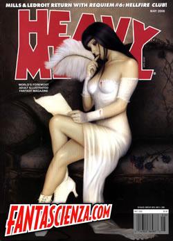 Heavy Metal ritornerà ∂  Fantascienza.com