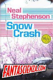 copertina di Snow Crash